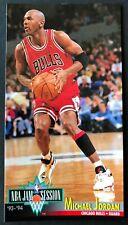 1993-94 FLEER NBA JAM SESSION MICHAEL JORDAN #33, BULLS HOF