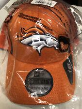Men's New Era Denver Broncos 39THIRTY Slice NEO Cap M/L