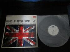 Heroes of British Sounds Japan Promo Vinyl LP WHO Jimi Hendrix Deep Purple Cream