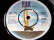 """KENNY - FANCY PANTS  7"""" VINYL"""