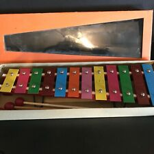 Vintage Made West Germany Kids Toy xylophone In Box