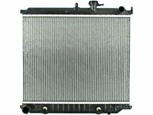 For 2007-2008 Isuzu i290 Radiator 11532ZZ 2.9L 4 Cyl Radiator