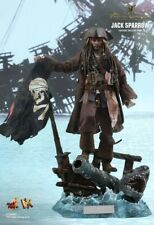 Hot Toys DX15 Jack Sparrow Pirates of the Caribbean action Figure New