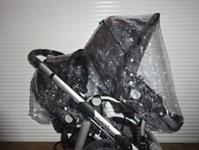 New RAINCOVER PVC Zipped to fit Mothercare Spin My3// My4 Carrycot or Seat Unit