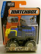 TRASH & BASH TRASH TRUCK MONSTER TRUCK MBX ADVENTURE CITY MATCHBOX DIECAST RARE
