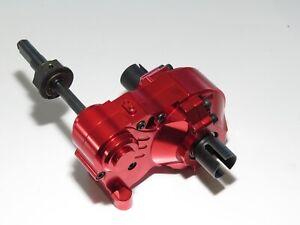 Yy-Hpi Baja Rovan Km Résistant Aluminium Differentel Transmission 5T/5B Orange