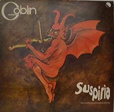 """EAST - COLONNA SONORA - SUSPIRIA - GOBLIN 12"""" LP (N219)"""