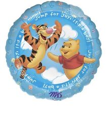 "Winnie The Pooh It's A Boy 18"" Anagram Balloon Birthday Party Decorations"