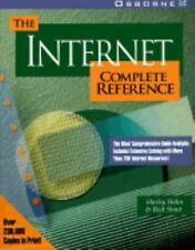 Internet The Complete Reference by Harley Hahn and Rick Stout 1993, Paperback…