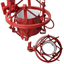 New Red Mic Universal Microphone Shock Mount For Large Diameter Condenser