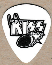 KISS LA KISS FOOTBALL - GUITAR PICKS SET OF 4!