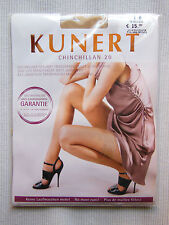 Kunert chinchillan 20 Hold - UPS Anti-Friction Mesh TEINT SIZE 1A