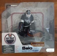 McFarlane NHL serie 4 tommy salo Edmonton Oilers goalie hockey personaje