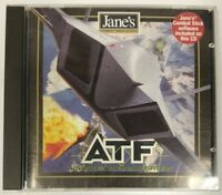 JANE'S ATF ADVANCED TACTICAL FIGHTERS PC GAME
