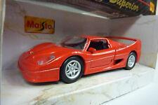 Maisto 1:39 Nr.: 53000 Ferrari F50 Metall-Modell in OVP (A995)