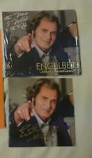 New Signed CD Engelbert Humperdinck The Man I Want to Be Singer Release Me Rare
