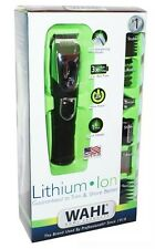 NEW! WAHL Lithium Ion All In One MENS PERSONAL Trimmer GROOMER Rechargeable