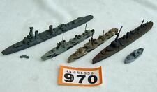 Unbranded Vintage Manufacture Diecast Boats & Ships