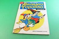 ALMANACCO TOPOLINO DISNEY - ED. MONDADORI 1957  N° 5 [FS-089]