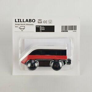 Ikea Lillabo Battery Operated Locomotive Train Drives W/ Lights 104.334.23