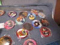 Various Series Japan Anime Pins Lot - Cute Chibis