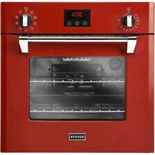 Stoves Richmond600MF Built In 60cm A Electric Single Oven Red New