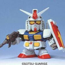 Bandai - BB200 RX-78-2 Gundam SD Action Figure