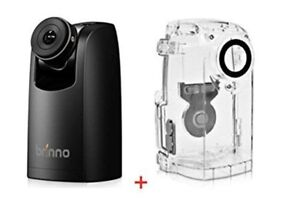 Brinno HDR Time Lapse Video Camera TLC200 PRO & ATH120 Weatherproof case Bundle