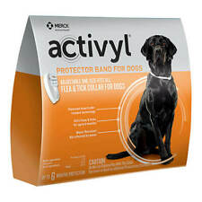 Activyl Protector Band collar, 6 month flea & tick protection, One size fits all