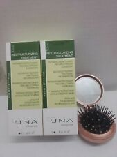 UNA Restructurizing Treatment for Damaged Hair 90ml (Pack of 2)