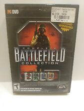 Battlefield 2 Complete Collection for PC - Rated T - No Manual
