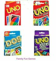 Standard UNO Card Game Family Children Friends Playing Fun Cards-Normal Card