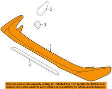 HYUNDAI OEM 10-15 Genesis Coupe-Spoiler / Wing Kit 872512M000