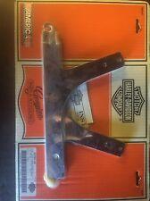 OEM Harley Davidson Sissy Bar Side Plate Bracket Kit Part #52783-93