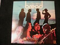 Bread On The Waters 1st pressing LP Elektra EKS-74076 1970 VG+