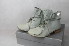 Bugatti Leder Schuhe Stiefeletten,mint, Damen Gr.39,neu