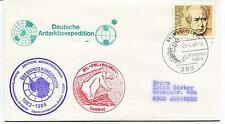 1983 Deutsche Antarktisexpedition Uberwinterungsgruppe Polar Antarctic Cover