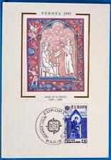 ADAM DE LA HALLE   FRANCE  CPA Carte Postale Maximum  Yt 2366 C