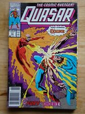 QUASAR (1989) #11 EXCALIBUR, PHOENIX, MODRED THE MYSTIC