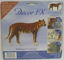 Tiger Jungle Cats 16 Tigers Wallpaper Wall Decals Stickers Cutouts Decor FX Deco