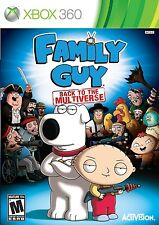 NEW Family Guy: Back to the Multiverse (Xbox 360) NTSC