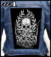 AKITSA --- Huge Jacket Back Patch Backpatch --- Various Designs