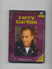 LARRY CARLTON - JAZZ - ROCK GUITAR LESSON *NEW* DVD