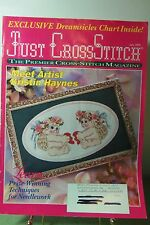 JUST CROSS STITCH The Premier Cross-Stitch Magazine - May/June 1996-Vol.14-No.1