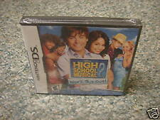 High School Musical 2 Work This Out (Nintendo DS) NEW