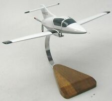 Prescott Pusher Airplane Desktop Wood Model Large