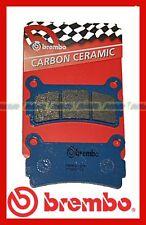 Pastillas Brembo Carbono Ceramic Exponer. Beta Alp 240-ensayo 125-Synt 260
