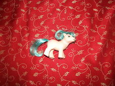MLP My Little Pony Baby Bonnet Ballet Dance Studio Beddy Bye Blinking Eyes 1986