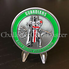 C25 95TH MILITARY POLICE BATTALION CHALLENGE COIN