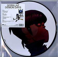 """GORILLAZ """" DEMON DAYS """" NEW DOUBLE LP PICTURE DISC"""